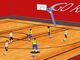 Man Basketball 3d